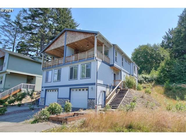 1452 SE Marine Ave, Lincoln City, OR 97367 (MLS #21571207) :: Beach Loop Realty