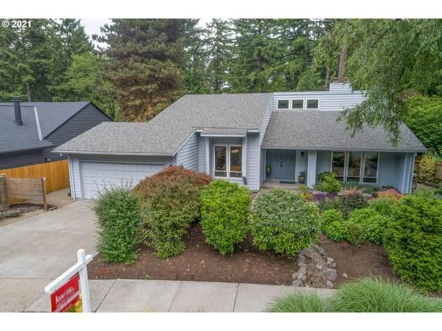 7100 SW Tierra Del Mar Dr, Beaverton, OR 97007 (MLS #21571438) :: Townsend Jarvis Group Real Estate