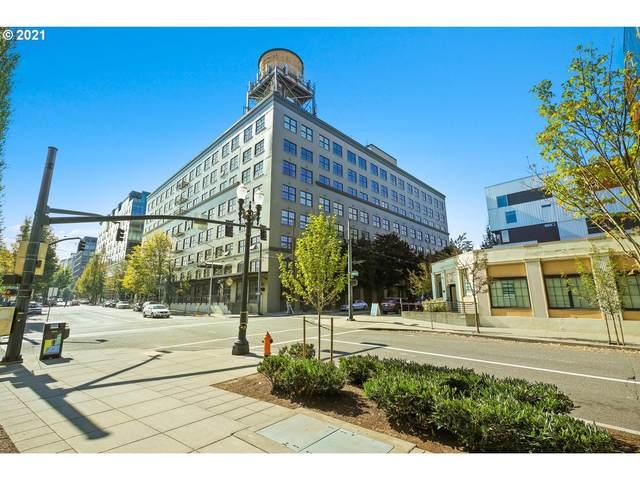 1420 NW Lovejoy St #620, Portland, OR 97209 (MLS #21571472) :: Lux Properties