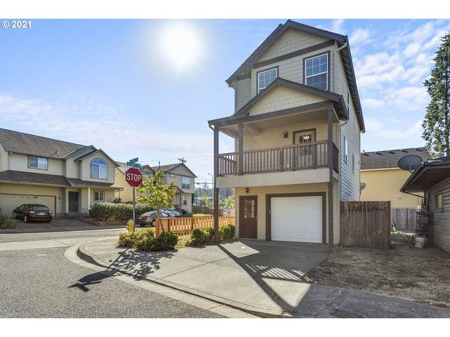 6967 SW Kim Pl, Beaverton, OR 97078 (MLS #21571518) :: Townsend Jarvis Group Real Estate