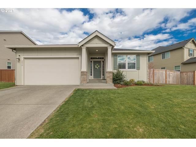 3516 S Willow Dr, Ridgefield, WA 98642 (MLS #21571605) :: Premiere Property Group LLC