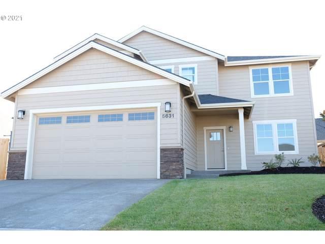 5631 Mt Rushmore St, Salem, OR 97306 (MLS #21571700) :: Holdhusen Real Estate Group