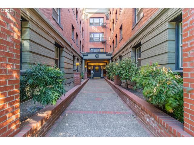2109 NW Irving St #106, Portland, OR 97210 (MLS #21571719) :: Keller Williams Portland Central