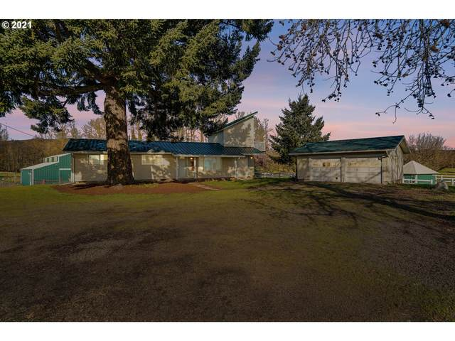 35665 Highway 228, Brownsville, OR 97327 (MLS #21571875) :: Townsend Jarvis Group Real Estate