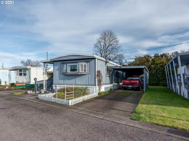 501 Division Ave #33, Eugene, OR 97404 (MLS #21572098) :: Coho Realty