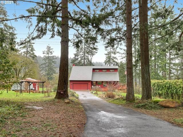 16828 S Pam Dr, Oregon City, OR 97045 (MLS #21572170) :: Duncan Real Estate Group