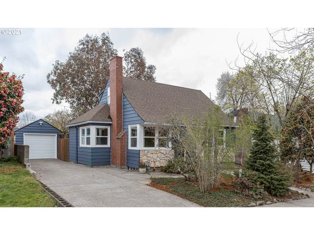 4315 NE 72ND Ave, Portland, OR 97218 (MLS #21572201) :: Brantley Christianson Real Estate