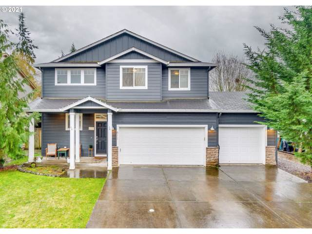 811 SE 11TH St, Battle Ground, WA 98604 (MLS #21572386) :: Cano Real Estate