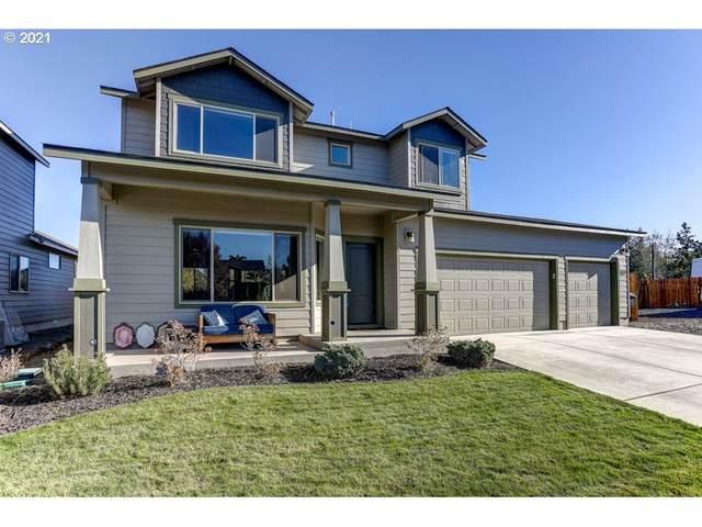 63315 Kalamata Loop, Bend, OR 97701 (MLS #21572680) :: Townsend Jarvis Group Real Estate
