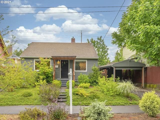 4226 NE Rodney Ave, Portland, OR 97211 (MLS #21572754) :: Lux Properties