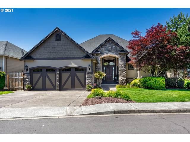3573 NE Garfield Ct, Camas, WA 98607 (MLS #21573034) :: Next Home Realty Connection