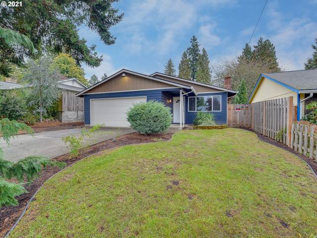 11576 SE 48TH Ave, Milwaukie, OR 97222 (MLS #21573068) :: Fox Real Estate Group