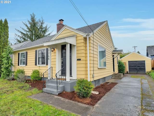 1764 NE Highland St, Portland, OR 97211 (MLS #21573255) :: Cano Real Estate