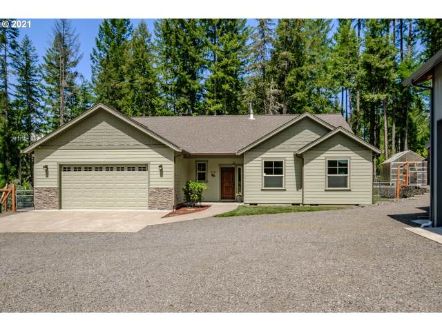 78126 High Prairie Rd, Oakridge, OR 97463 (MLS #21573409) :: Premiere Property Group LLC