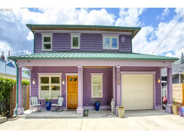 8525 SE 8TH Ave, Portland, OR 97202 (MLS #21573511) :: Lux Properties