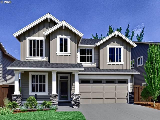 7343 SW Woodbury Loop, Wilsonville, OR 97070 (MLS #21573548) :: Fox Real Estate Group