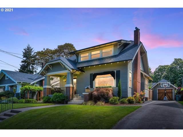 4016 NE 32ND Ave, Portland, OR 97212 (MLS #21573582) :: Stellar Realty Northwest