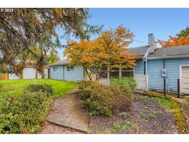 2822 SE Risley Ave, Milwaukie, OR 97267 (MLS #21573872) :: Premiere Property Group LLC