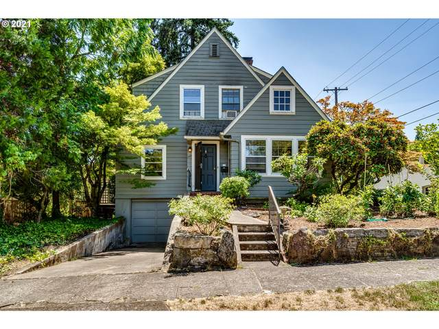 1256 E 21ST Ave, Eugene, OR 97403 (MLS #21573889) :: McKillion Real Estate Group