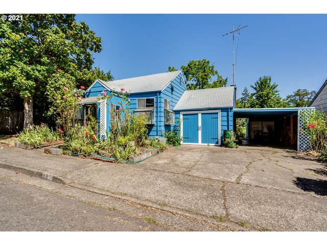 127 E 32ND Ave, Eugene, OR 97405 (MLS #21573899) :: Fox Real Estate Group