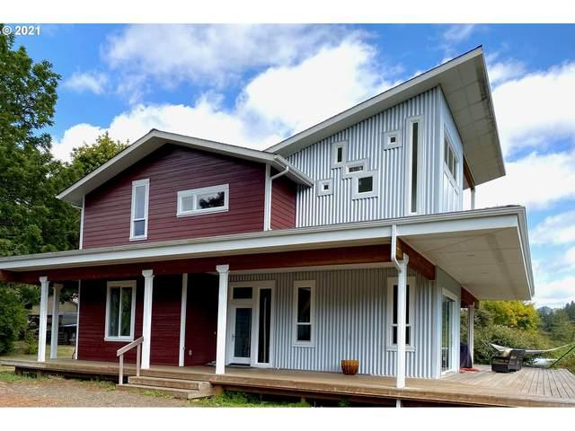 8835 Duncan Island Rd, Mapleton, OR 97453 (MLS #21574125) :: Premiere Property Group LLC