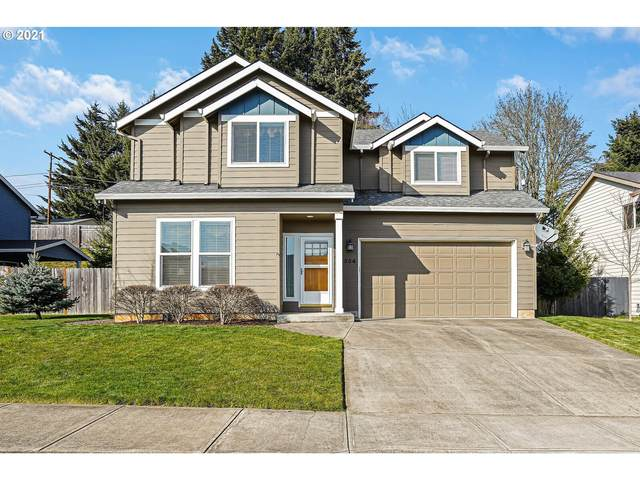 334 NW Pacific Hills Dr, Willamina, OR 97396 (MLS #21574174) :: Townsend Jarvis Group Real Estate