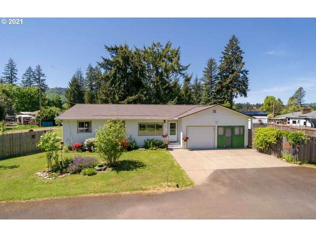 573 7TH St, Lyons, OR 97358 (MLS #21574241) :: Gustavo Group
