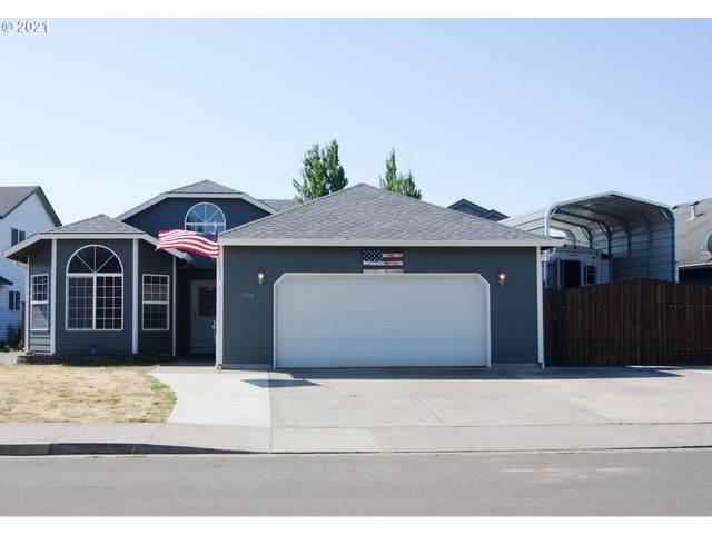 1715 NW 14TH Cir, Battle Ground, WA 98604 (MLS #21574337) :: Cano Real Estate