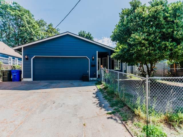 8612 N Bayard Ave, Portland, OR 97217 (MLS #21574371) :: The Liu Group
