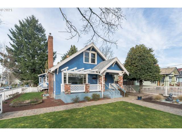 405 NE 66TH Ave, Portland, OR 97213 (MLS #21574522) :: Real Tour Property Group