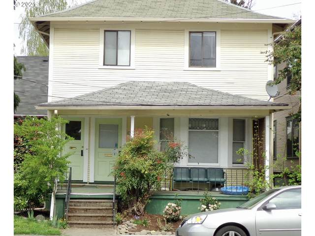 2305 SE Hawthorne Blvd, Portland, OR 97214 (MLS #21574839) :: Next Home Realty Connection