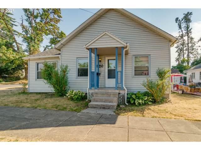 820 9TH St, Oregon City, OR 97045 (MLS #21575005) :: Holdhusen Real Estate Group