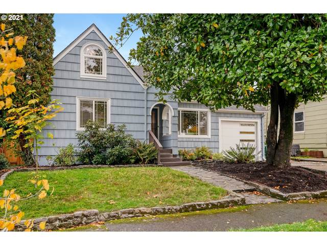 1544 NE 73RD Ave, Portland, OR 97213 (MLS #21575029) :: The Pacific Group