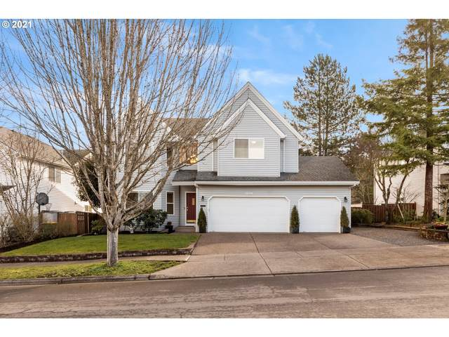 16258 SW Sexton Mountain Dr, Beaverton, OR 97007 (MLS #21575189) :: Premiere Property Group LLC