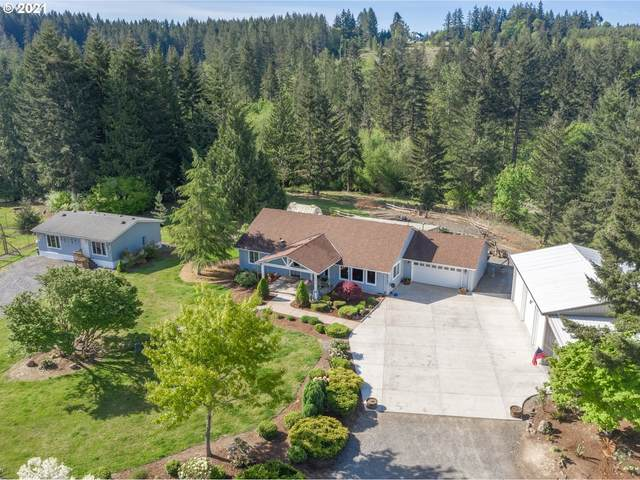 19790 S Young Rd, Molalla, OR 97038 (MLS #21575232) :: Premiere Property Group LLC