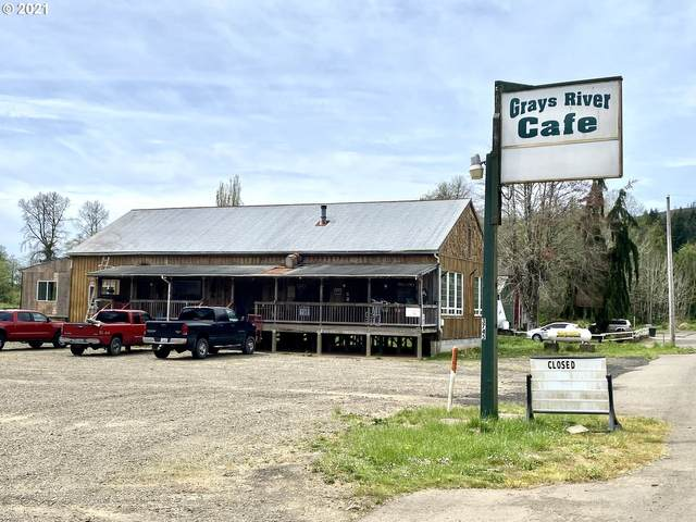 3745 W State Route 4, Grays River, WA 98621 (MLS #21575295) :: Stellar Realty Northwest