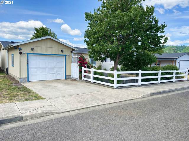 377 E Locust Ct, Yoncalla, OR 97499 (MLS #21575397) :: Holdhusen Real Estate Group