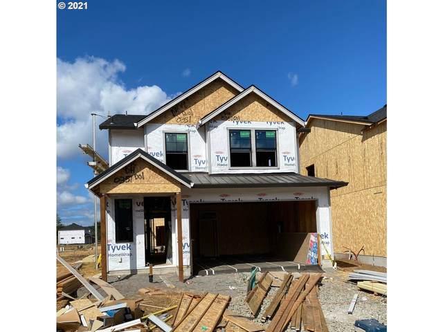 11024 NE 89TH Pl, Vancouver, WA 98662 (MLS #21575547) :: Change Realty