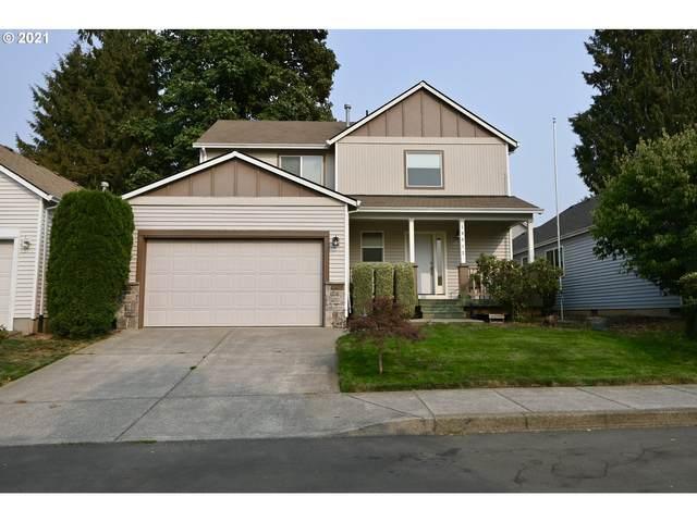19012 Averill Pkwy, Sandy, OR 97055 (MLS #21575886) :: Premiere Property Group LLC