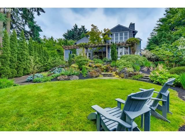 1860 Egan Way, Lake Oswego, OR 97034 (MLS #21575910) :: McKillion Real Estate Group