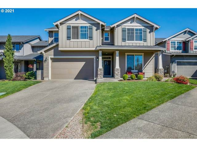 8612 SW Vale Ct, Wilsonville, OR 97070 (MLS #21576141) :: Fox Real Estate Group