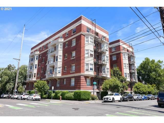 2083 NW Johnson St #20, Portland, OR 97209 (MLS #21576157) :: Tim Shannon Realty, Inc.