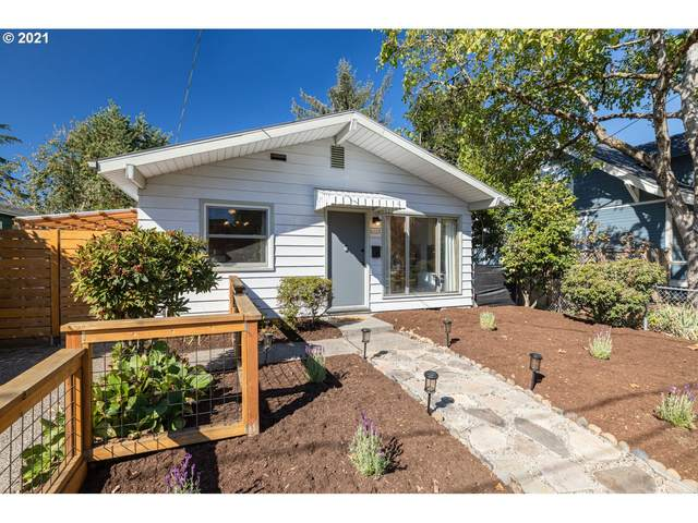4909 SE 62ND Ave, Portland, OR 97206 (MLS #21576454) :: Next Home Realty Connection