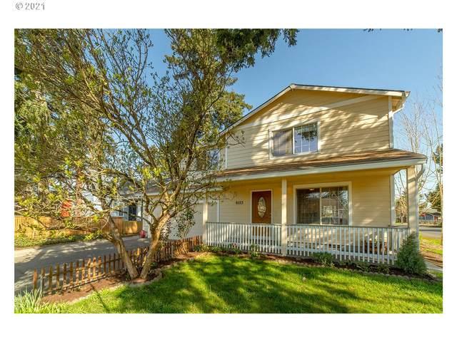 6153 SE Malden St, Portland, OR 97206 (MLS #21576516) :: Premiere Property Group LLC