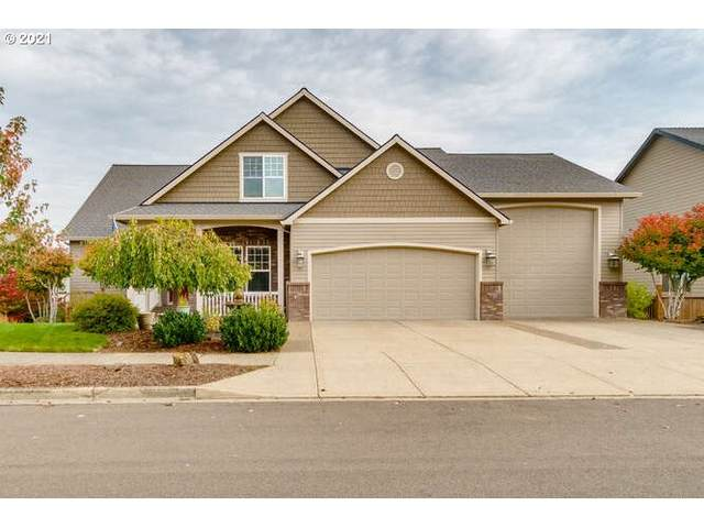 498 NW Hillcrest St, Mcminnville, OR 97128 (MLS #21576544) :: Premiere Property Group LLC