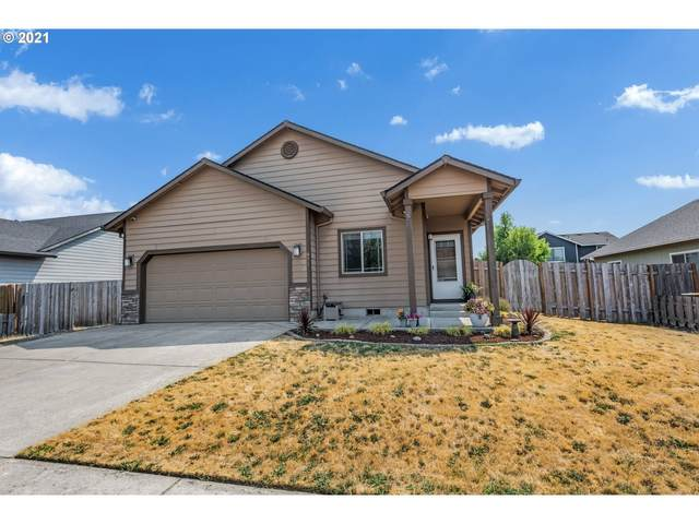 851 Mary Dr, Molalla, OR 97038 (MLS #21576568) :: Townsend Jarvis Group Real Estate