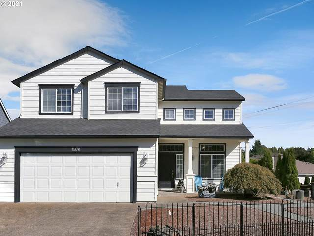 15051 NW Decatur Way, Portland, OR 97229 (MLS #21576590) :: Townsend Jarvis Group Real Estate