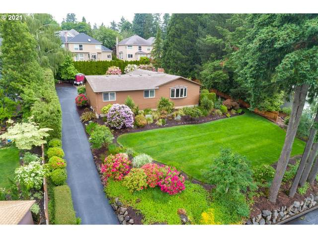 10455 SW Hoodview Dr, Tigard, OR 97224 (MLS #21576628) :: Next Home Realty Connection
