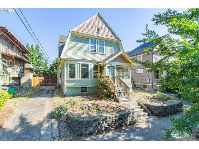 3915 SE Main St, Portland, OR 97214 (MLS #21576813) :: Townsend Jarvis Group Real Estate
