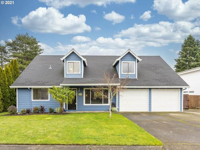 1474 N Juniper St, Canby, OR 97013 (MLS #21577476) :: Next Home Realty Connection